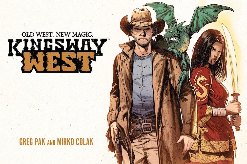 Kingsway West, Darkhorse Comics