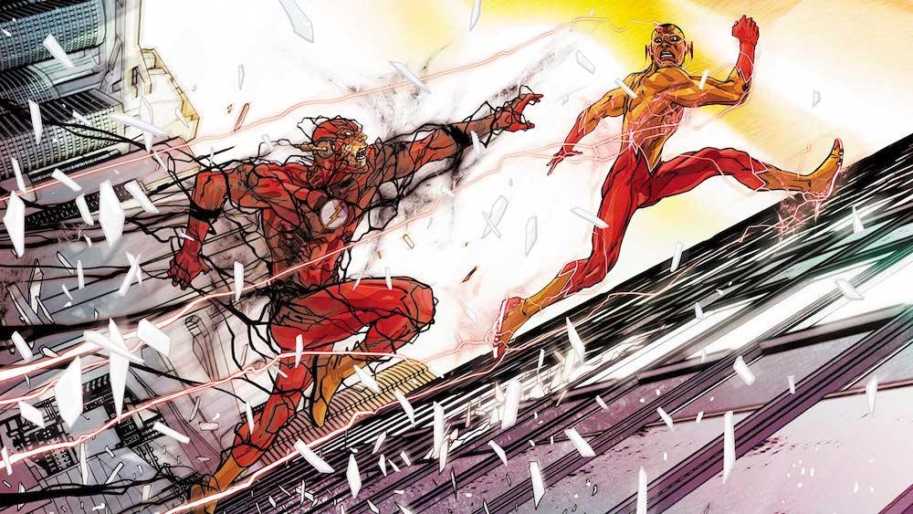 Flash Vol. 2 Speed of Darkness, DC Comics