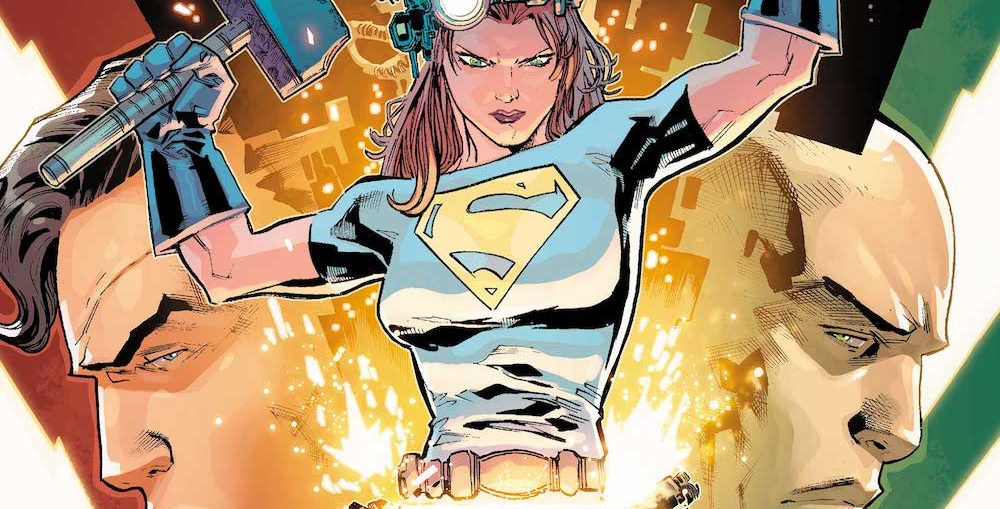 Superwoman #10, DC Comics