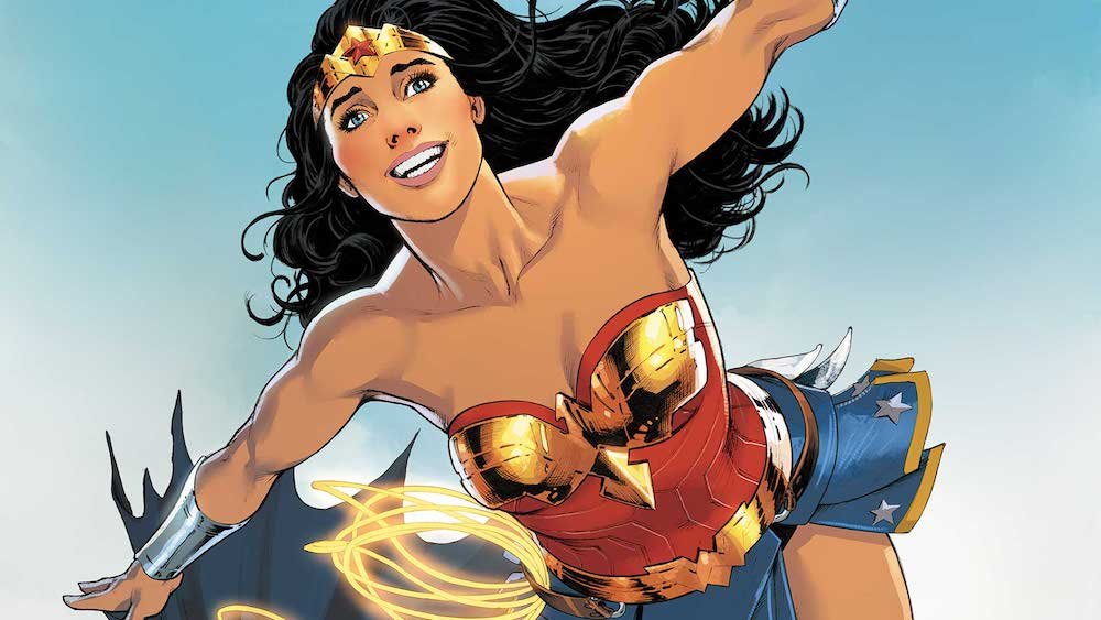 Wonder Woman Annual #1, DC Comics