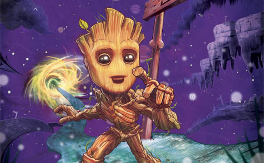 I am Groot #1, Marvel Comics