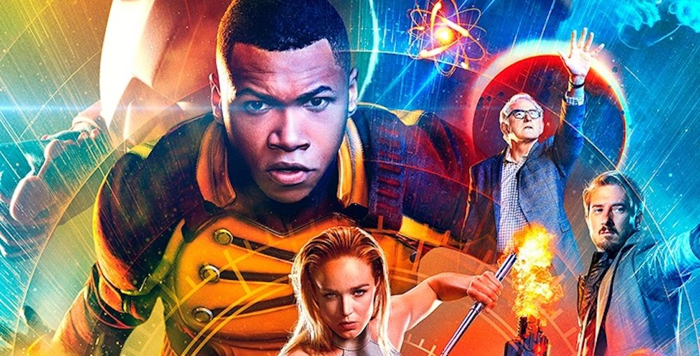 Legends of Tomorrow, CW