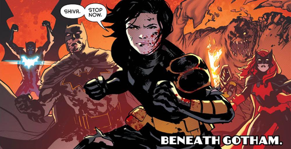 Detective Comics #956, DC Comics