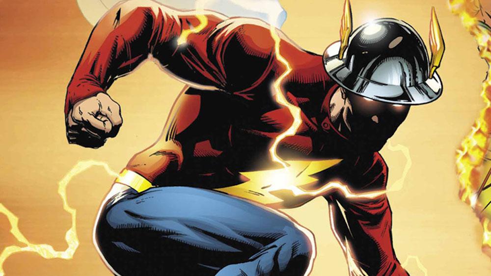 The Flash #22, DC Comics