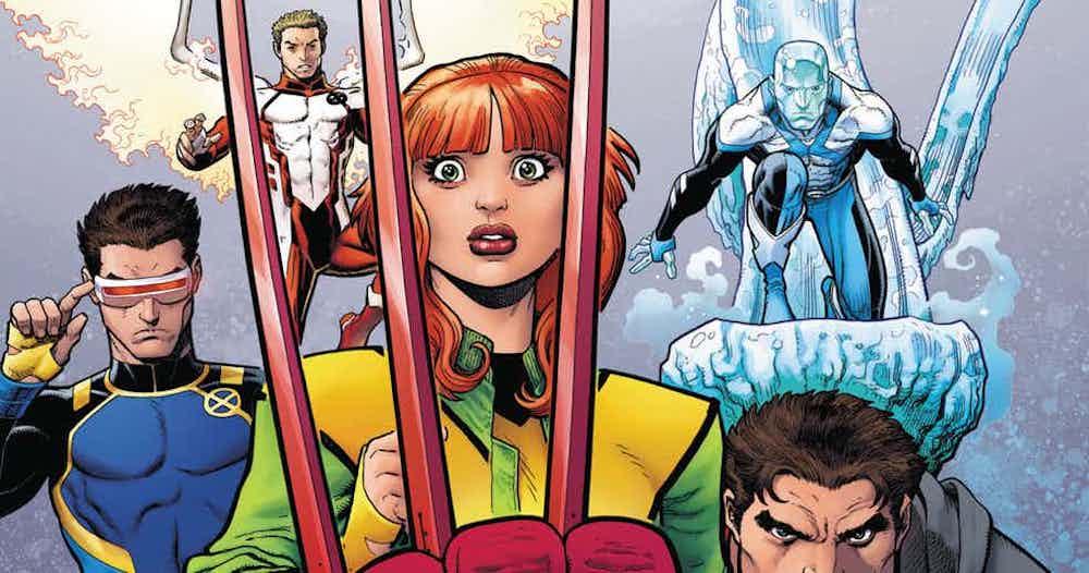 X-Men Blue, Marvel Comics