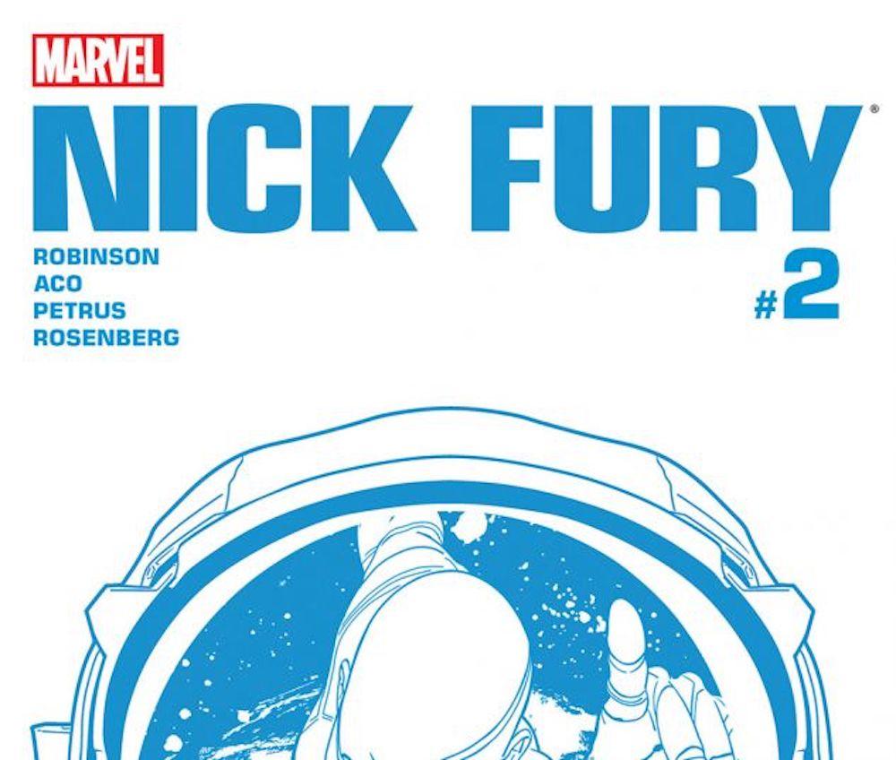 Nick Fury #2, Marvel Comics