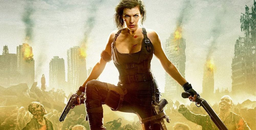 Resident Evil: The Final Chapter, Warner Roadshow Studios