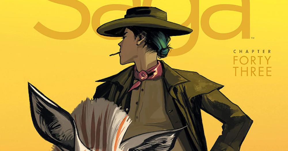 Saga #43, Image Comics
