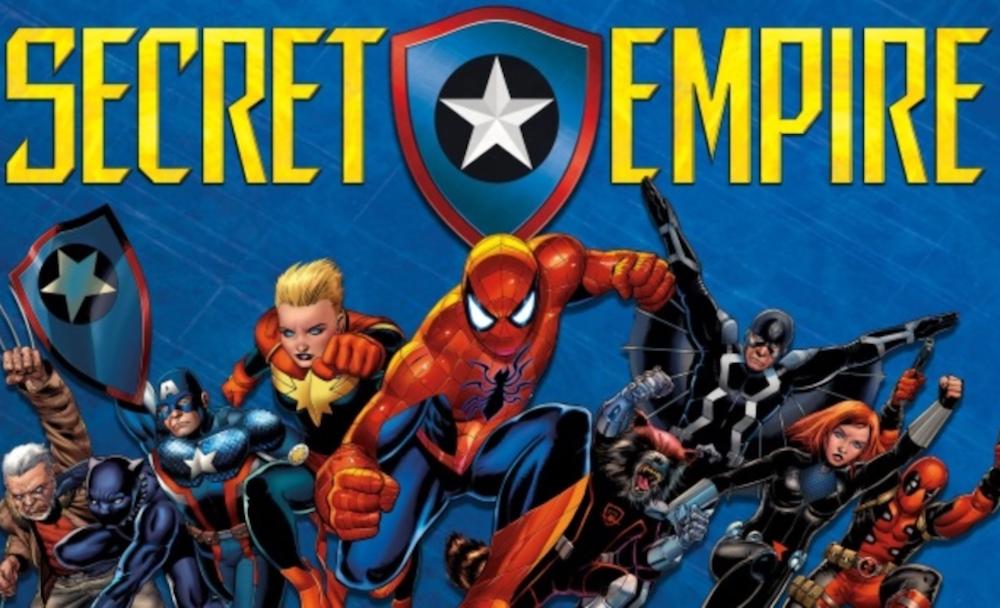 Secret Empire #1, Marvel Comics