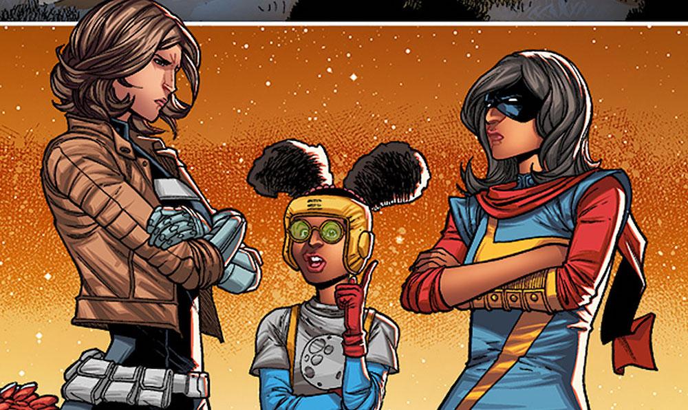 Secret Warriors #1, Marvel Comics