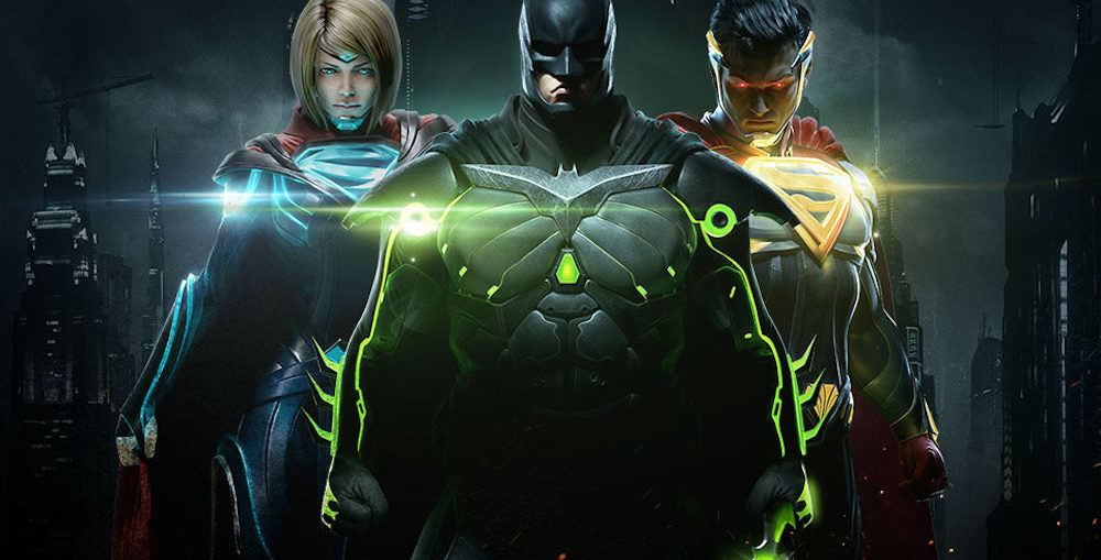 Injustice 2, NetherRealm Studios