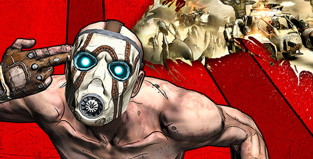 Borderlands, Gearbox Software