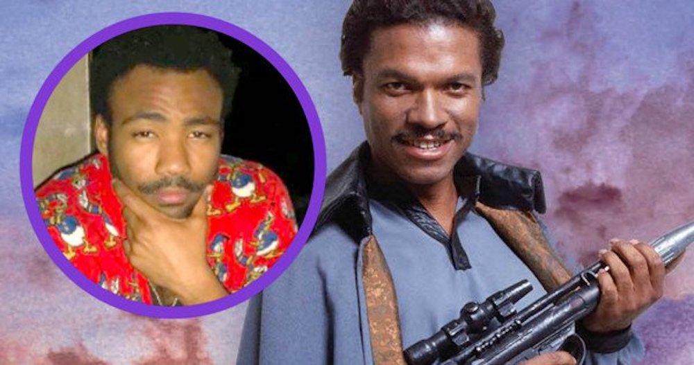 Lando, Donald Glover, Star Wars, Twitter, Lucasfilm