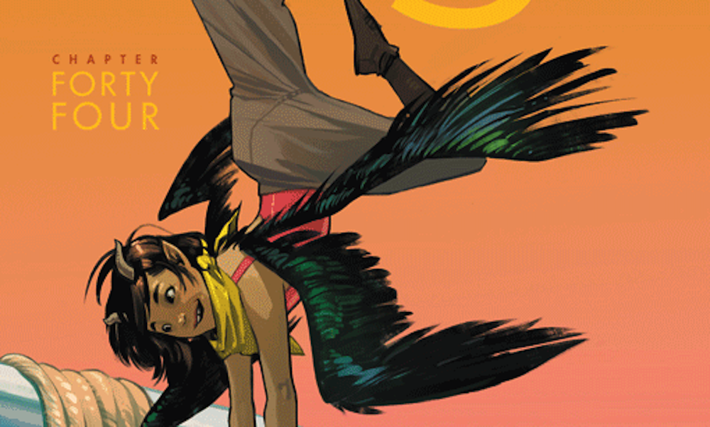 Saga #44, Image Comics
