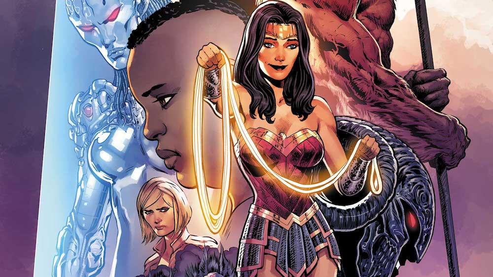 Wonder Woman #25, DC Comics