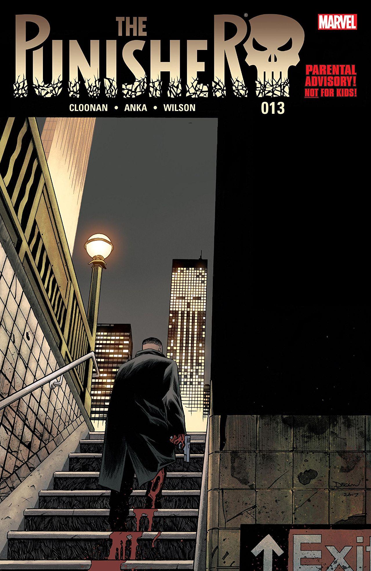 The Punisher #13, Marvel Comics