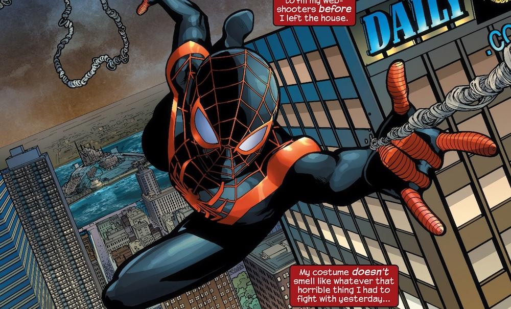 Ultimate Spider-Man, Marvel Comics