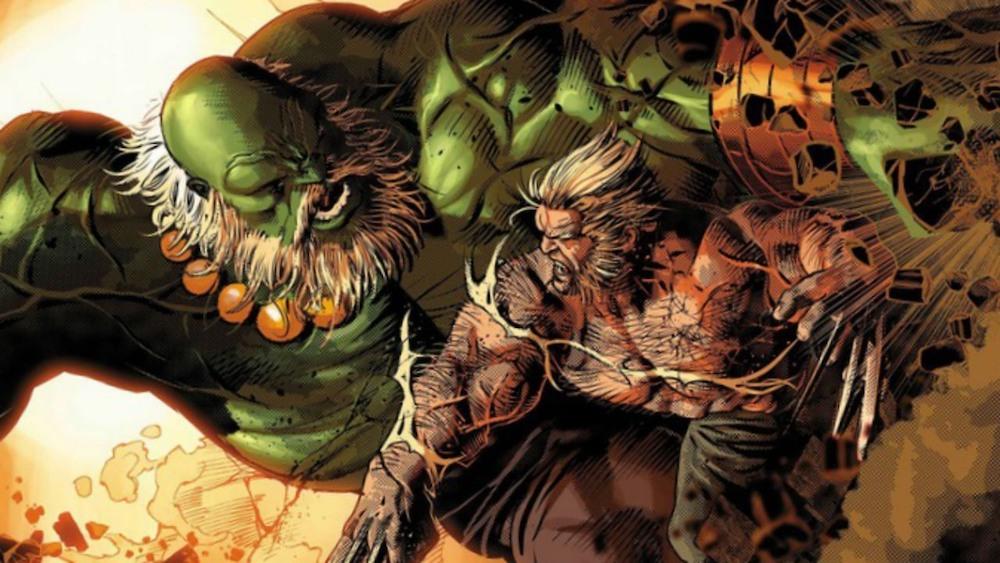 Old Man Logan #25, Marvel Comics