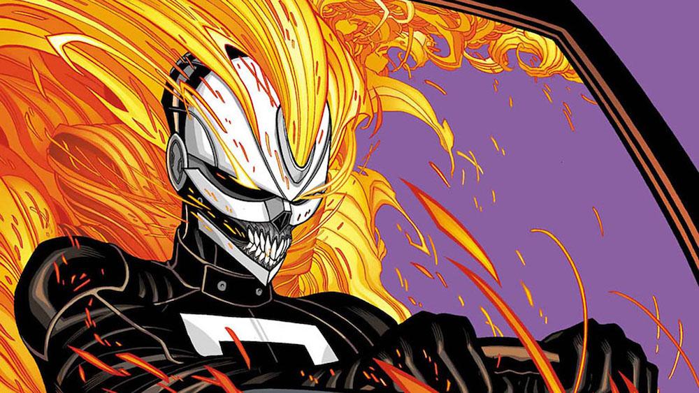 Ghost Rider: Four on the Floor TPB Vol. 1, Marvel Comics