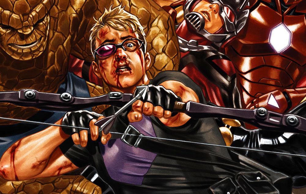 Secret Empire #5, Marvel Comics