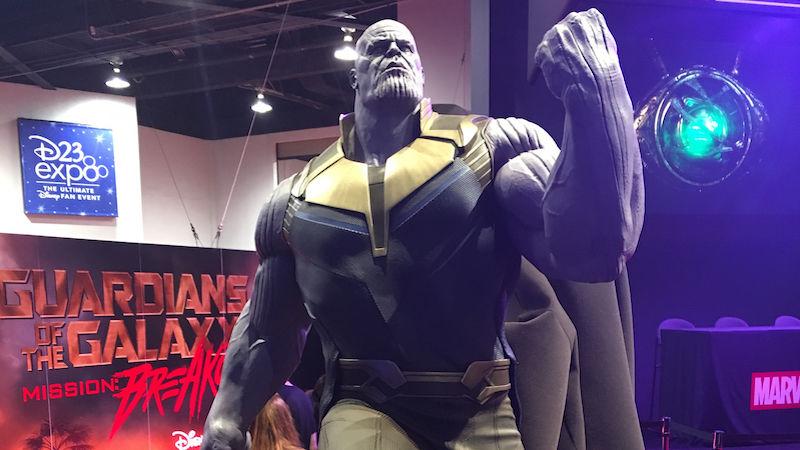 Avengers: Infinity War, Marvel Studios