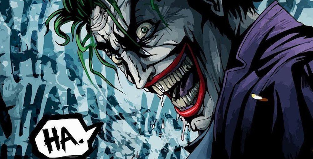 The Killing Joke, DC Comics