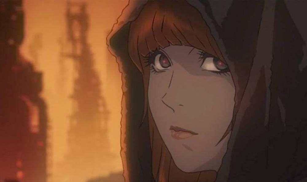 Blade Runner: Black Out 2022, CrunchyRoll
