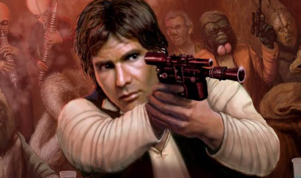 Star Wars Han Solo Spinoff, Lucasfilm