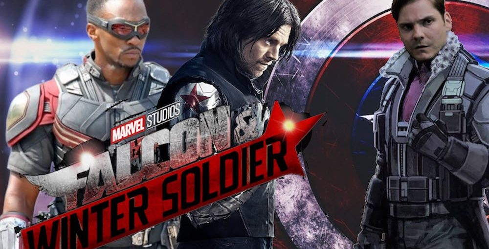 Falcon and the Winter Soldier': First Look at Zemo's Mask
